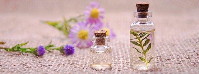 Anwendung ätherischer Öle für die Sauna / Raumluft / Duftlampe