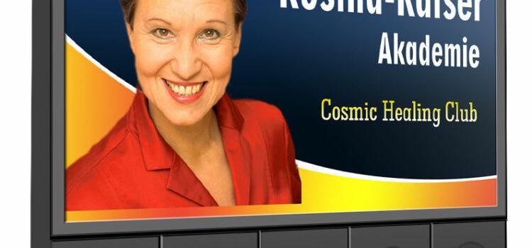 Neu am Start – die weltweite Herzens-Community – der Cosmic Healing Club!